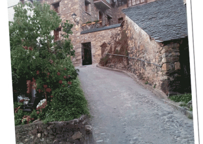 Calles de Sallent de Gállego