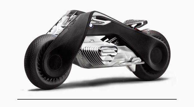Prototipo BMW Motorrad VISION NEXT 100
