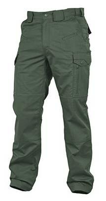 Pantalón Hombres Ranger Camo Verde