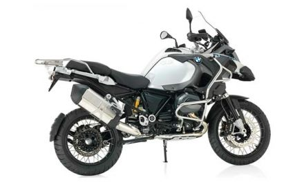 La nueva BMW R 1200 Gs Adventure
