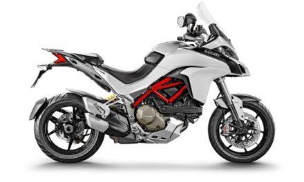 La nueva Ducati Multistrada 1200S D|air