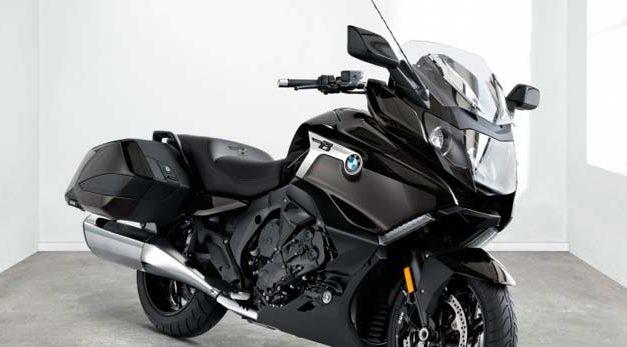 La nueva BMW K 1600 B