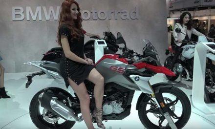 Novedades de BMW Motorrad en el Salón de Milán