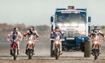 La navegación como clave en el próximo Dakar 2017