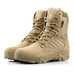 Botas senderismo de Hombre Combat Lace Up High Top