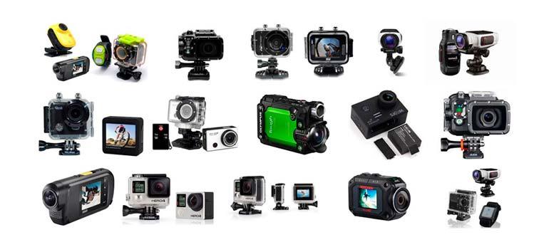 Consejos para utilizar una cámara de acción