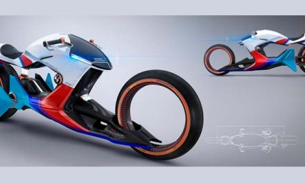 BMW iMotorrad Beta R la moto eléctrica definitiva