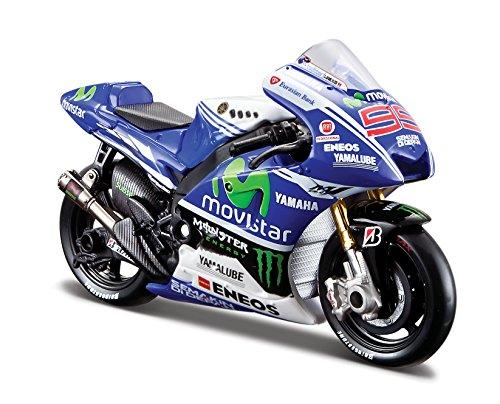 Miniatura Yamaha Movistar Lorenzo