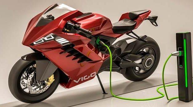 Vigo la moto eléctrica que recorre 640 Km