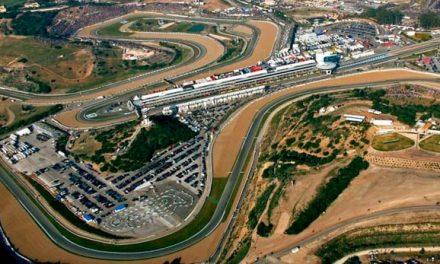Nuevo asfalto para el circuito de Jerez