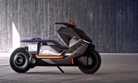 La nueva BMW Motorrad Concept Link