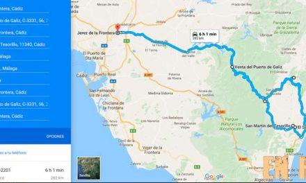 Ruta motera por la Sierra y la Costa