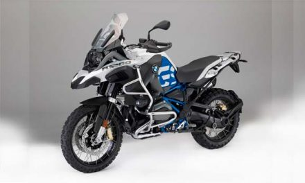 La nueva BMW Gs 1200 Adventure de 2018