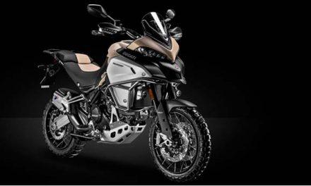 La nueva Ducati Multistrada 1260 2018