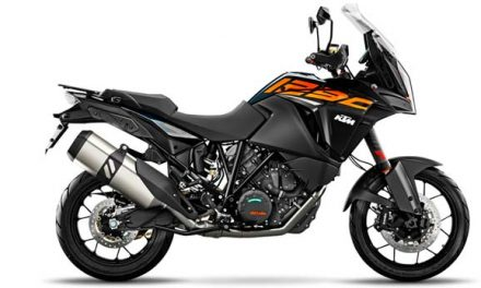 La nueva KTM 1290 Super Adventure S 2018