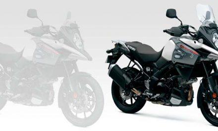La nueva Suzuki V-Strom 1000 de 2018