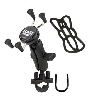 RAM Mount RAM-B-149Z-UN7U Passive Holder Negro Soporte para personal Communication