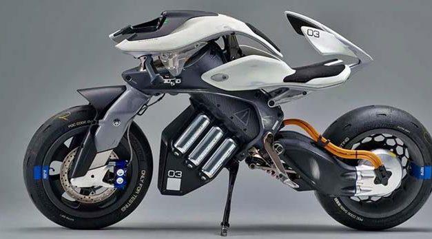 Yamaha se adelanta al futuro con MOTOROiD