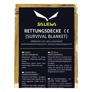 Manta térmica Salewa RESCUE BLANKET