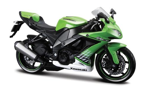 Moto miniatura Kawasaki ZX-10R