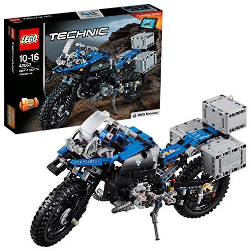 Moto miniatura LEGO BMW R 1200 GS Aventura