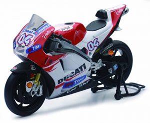 Moto miniatura Ducati de Andrea Dovizioso