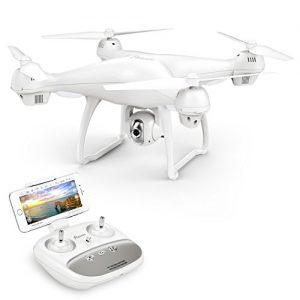 Drone Potensic Drone GPS T35 con Cámara de Video 1080P