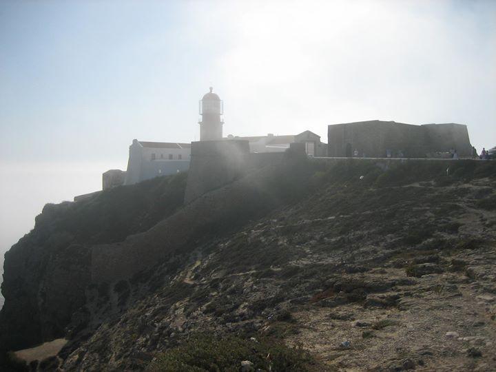Faro Cabo San Vicente