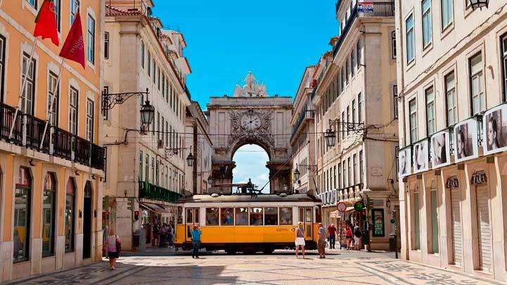 Calles de Lisboa 2008