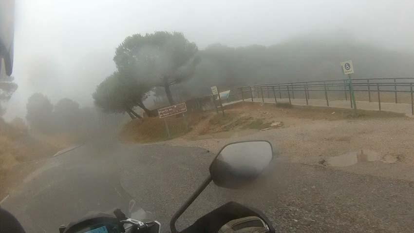 Lluvia en Grazalema