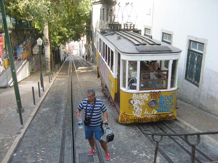 Tranvía de Lisboa 2008
