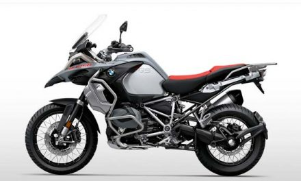 La nueva BMW R 1250 GS Adventure de 2019