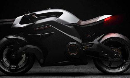 Arc Vector la moto eléctrica más avanzada del mundo