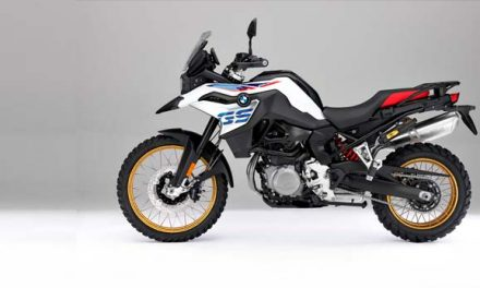 La nueva Trail BMW F 850 GS Adventure de 2019