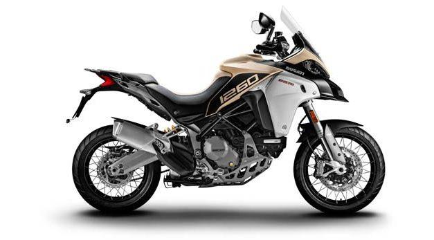 La nueva Ducati Multistrada 1260 Enduro 2019