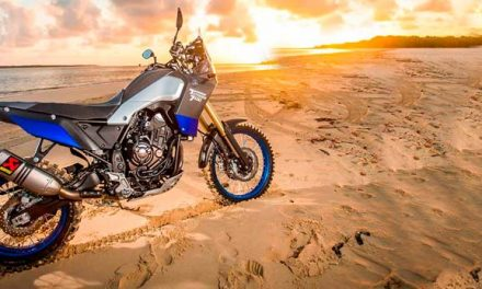 La  nueva Trail Yamaha Ténéré 700 2019