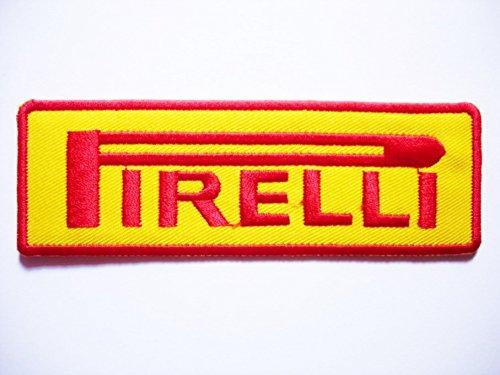 Parche bordado Pirelli