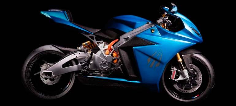 Moto eléctrica Lightning Strike 2019