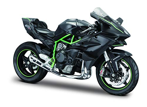 Moto miniatura Kawasaki Ninja H2R