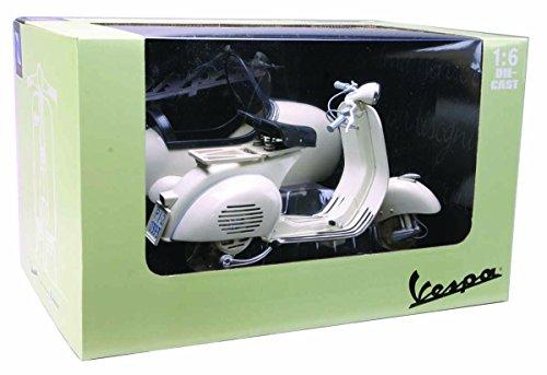 Moto miniatura Vespa con Sidecar