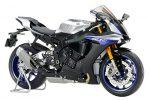 Maqueta de Yamaha YZF-R1M