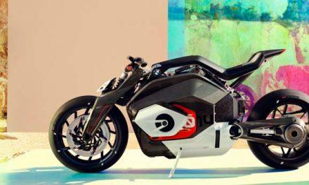 BMW Motorrad Vision DC Roadster – Lo que está por llegar