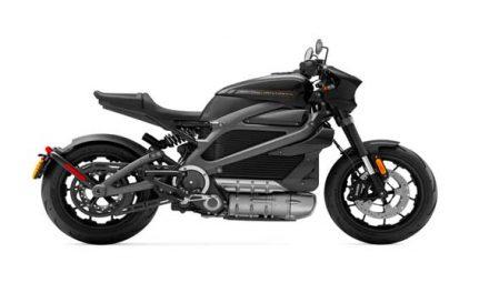 La nueva chica mala de Harley-Davidson LiveWire