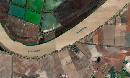 Ruta del Carril del Práctico – de Sanlucar a Coria del Río