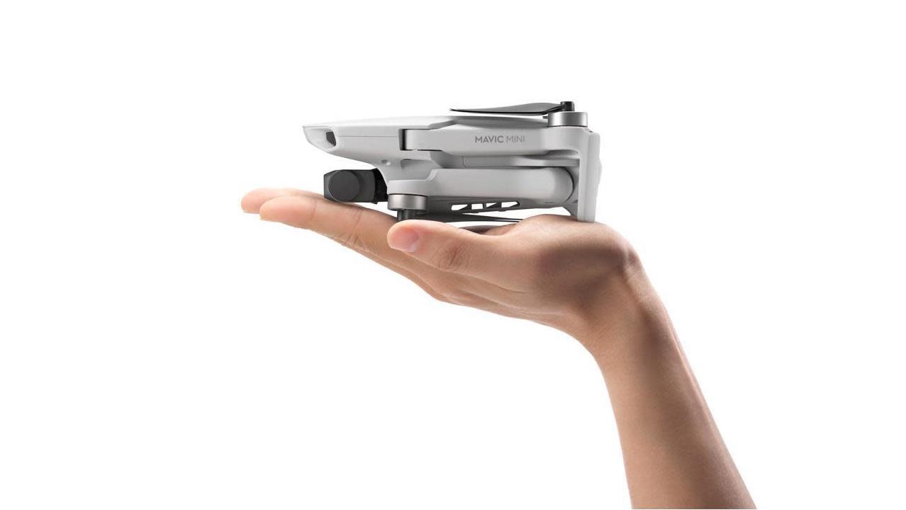 Dji Mavic Mini - Un Dron profesional perfecto para empezar