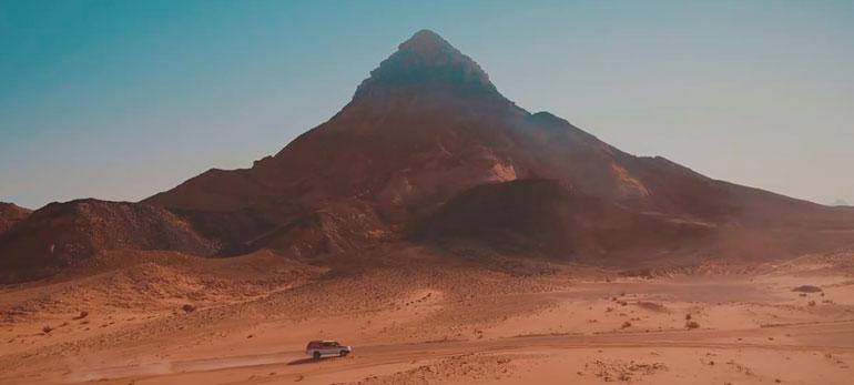 Recorrido Dakar 2020 – En un País lejano