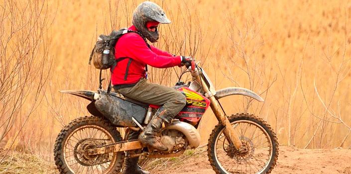 Reglas básicas para conducir motocicleta en el mundo