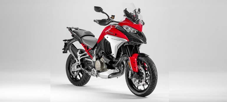 La nueva Ducati Multistrada V4 para 2021