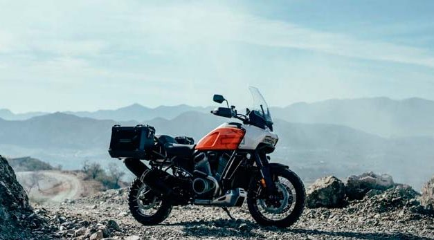 La nueva Trail de Harley-Davidson Pan América de 2021