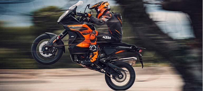 La nueva KTM 1290 Super Adventure S y sus 160 Cv